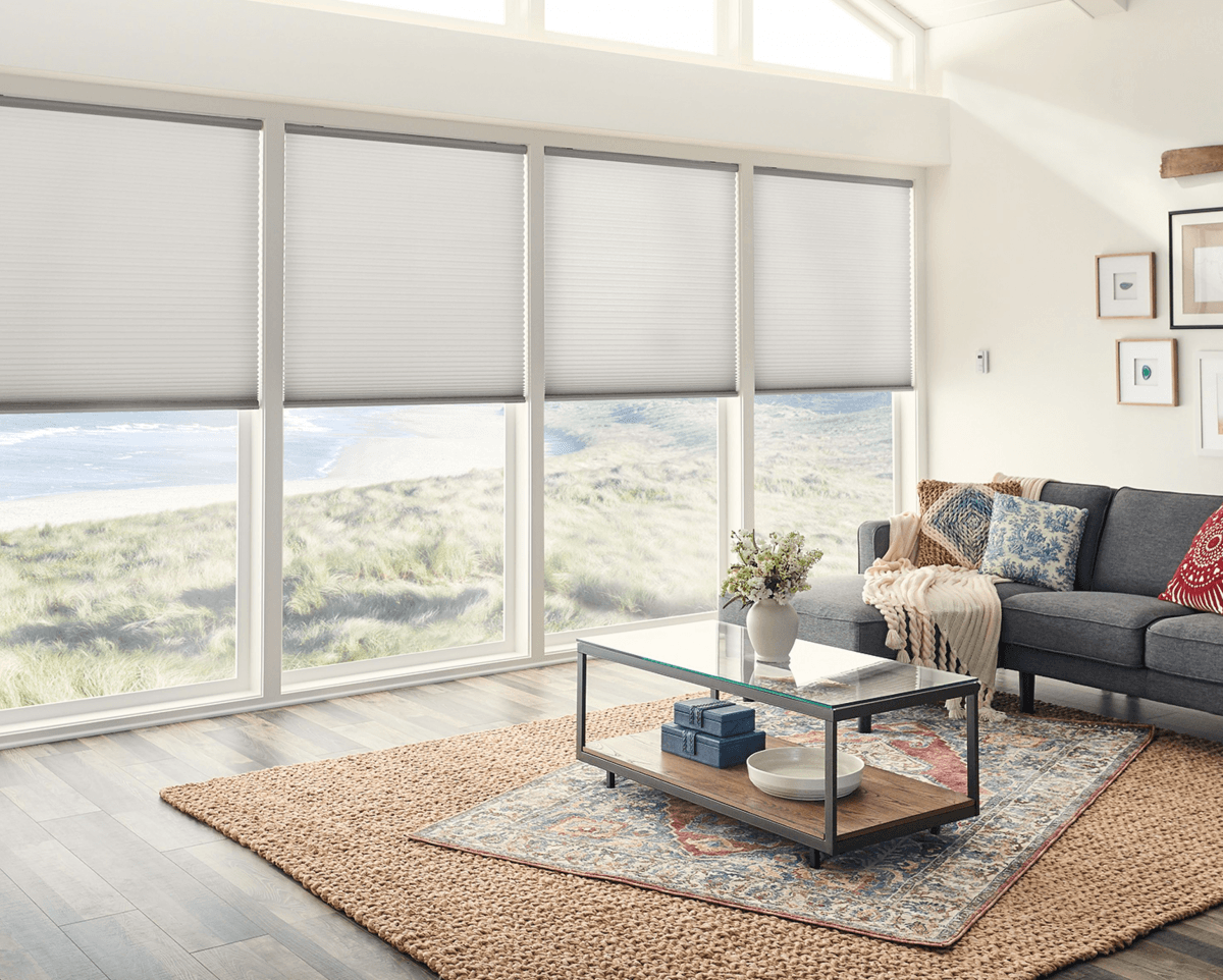 Custom Honeycomb Cellular Shades Oakville